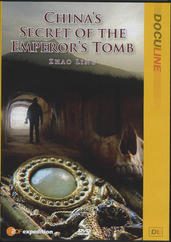 China's secret of the emperor's tomb