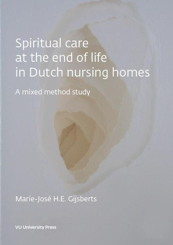Spiritual care and the end of life in Dutch nursing homes