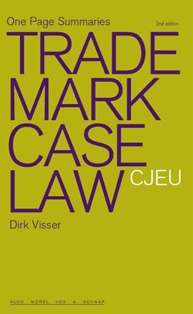 Trademark case law CJEU
