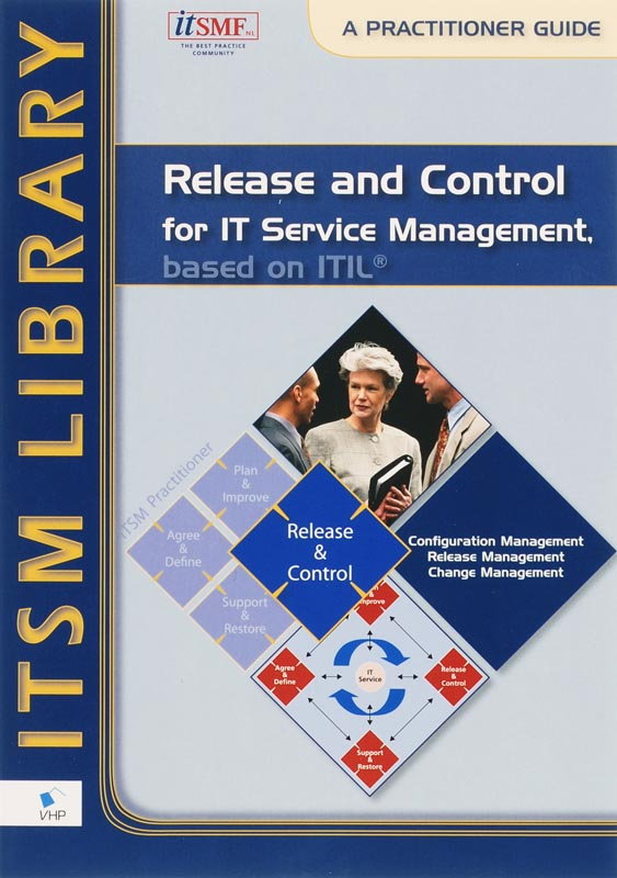 Release and Control for IT Service Management, based on ITIL