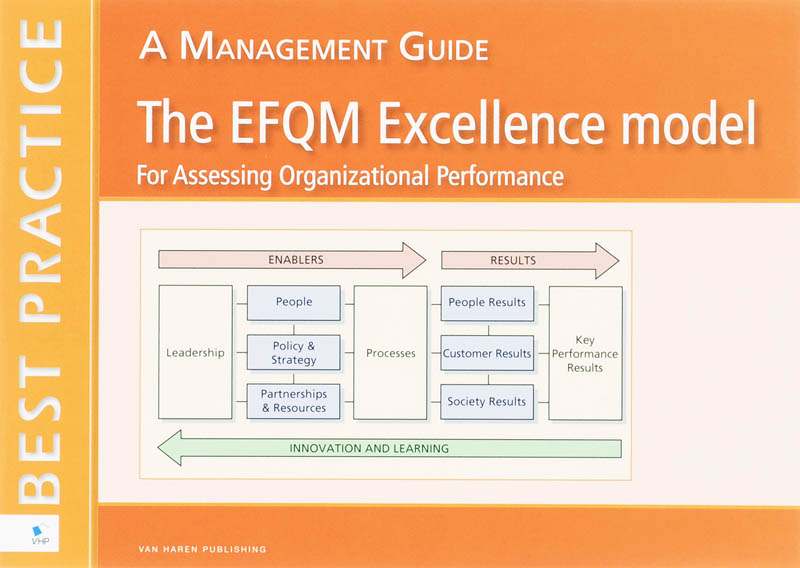 The EFQM Excellence Model For Assessing Organizational Performance