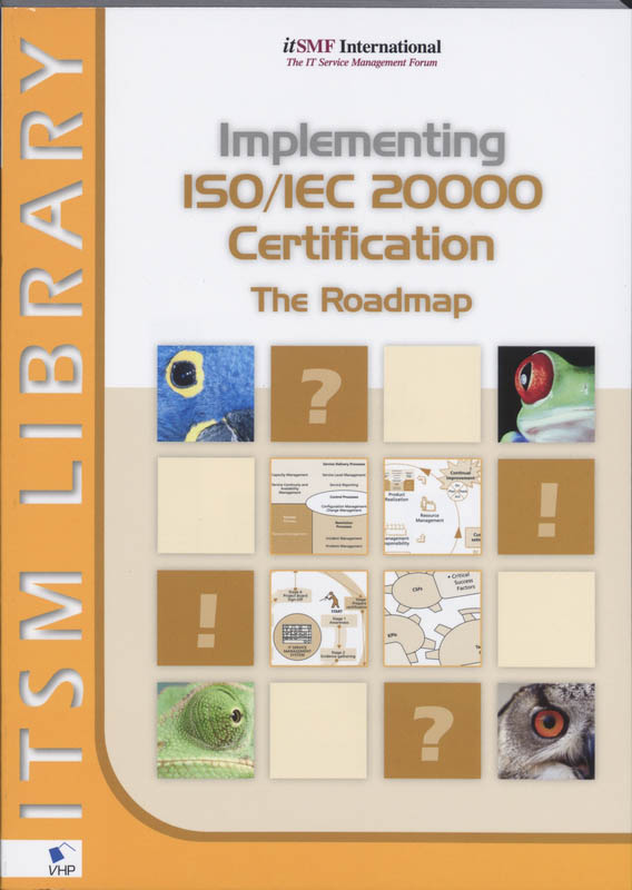 Implementing ISO20000 Certification