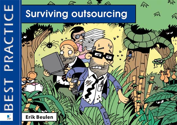 The IT Outsourcing Venture a Comic Story from Initiative to Contract Termination