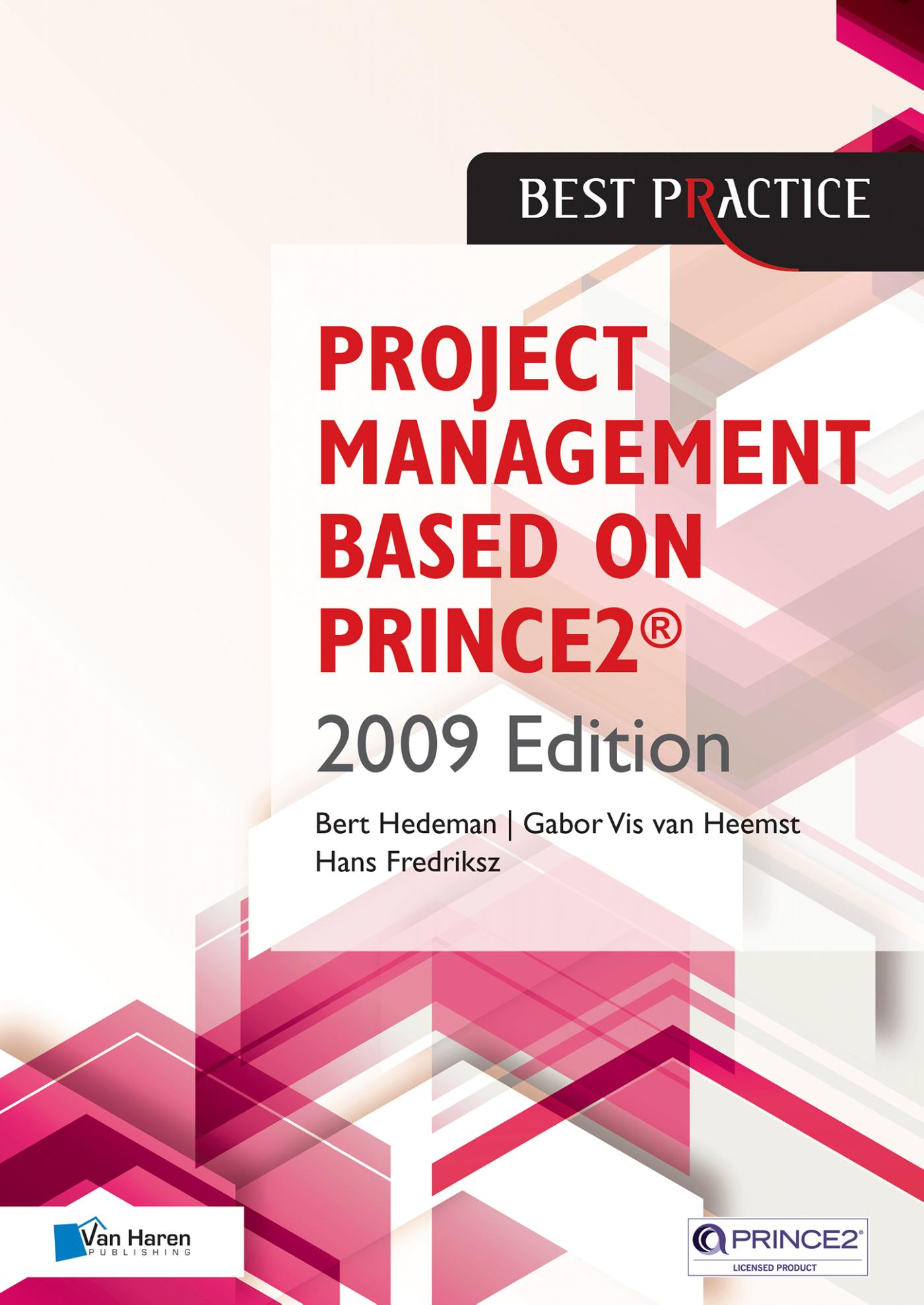 Project management based on Prince2 (english version)