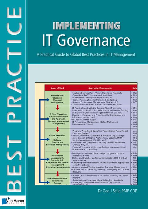 Implementing IT Governance