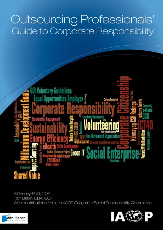 Outsourcing professionals' guide to corporate responsibility