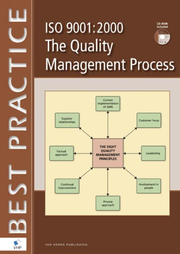 ISO 9001:2000 - the quality management process