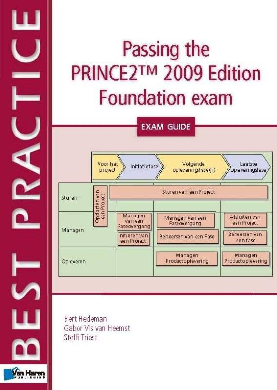 Passing the PRINCE2® 2009 Edition Foundation exam - A Study guide