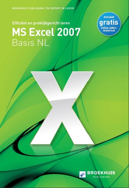 MS Excel 2007 Basis NL
