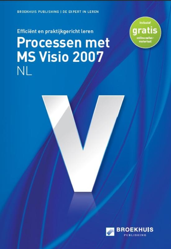 Processen in MS Visio NL
