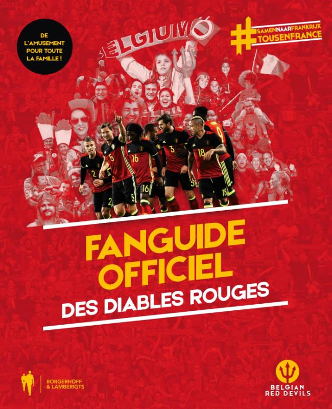 Guide de fan officiel des Diables Rouges