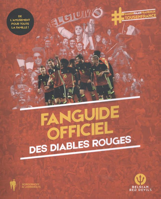 Fanguide officiel des Diables Rouge