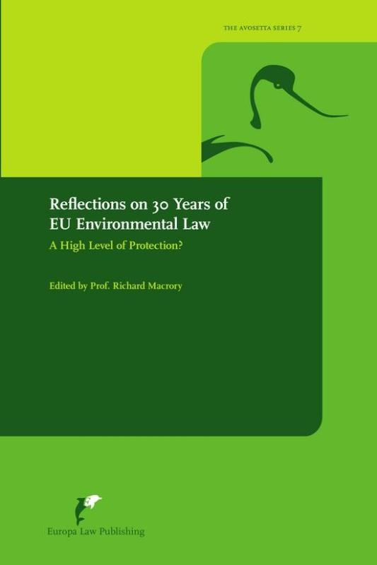 Reflections on 30 Years of EU Environmental Law