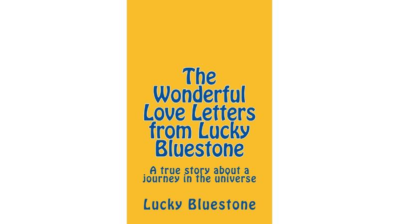 The wonderful love letters from Lucky Bluestone