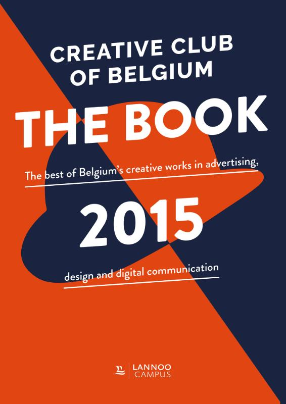 Creative club of Belgium. The book