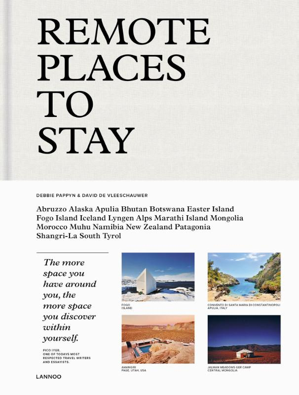 Remote places to stay - English version
