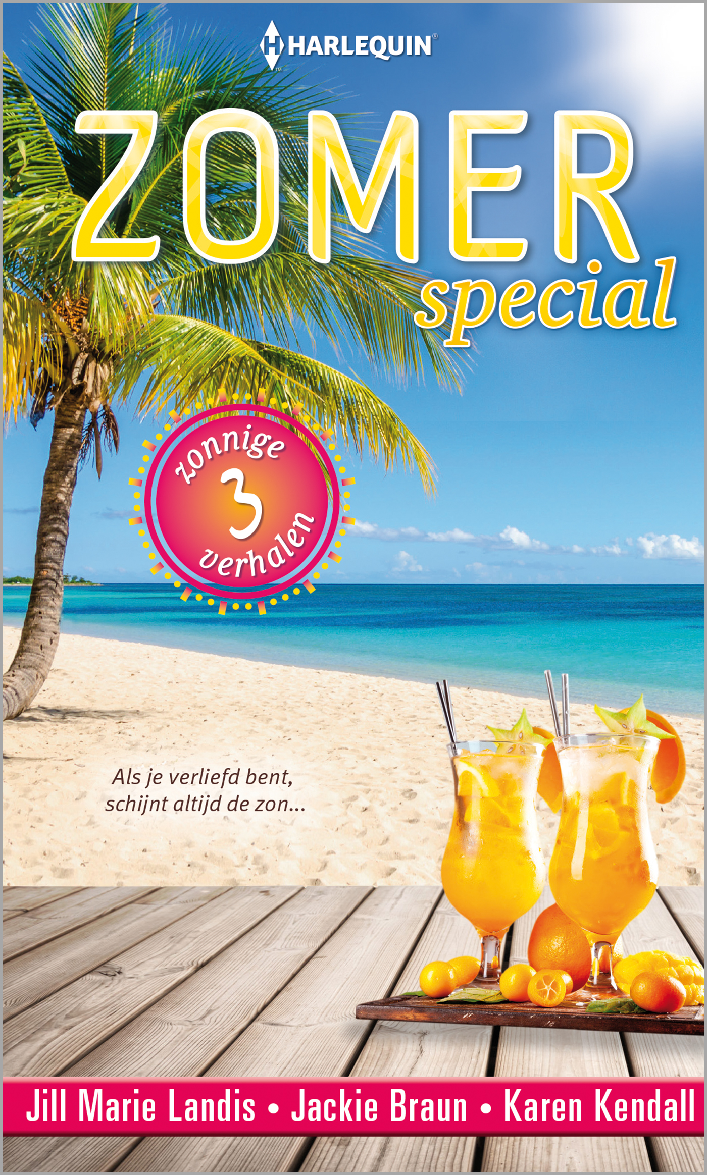 Zomerspecial (3-in-1)