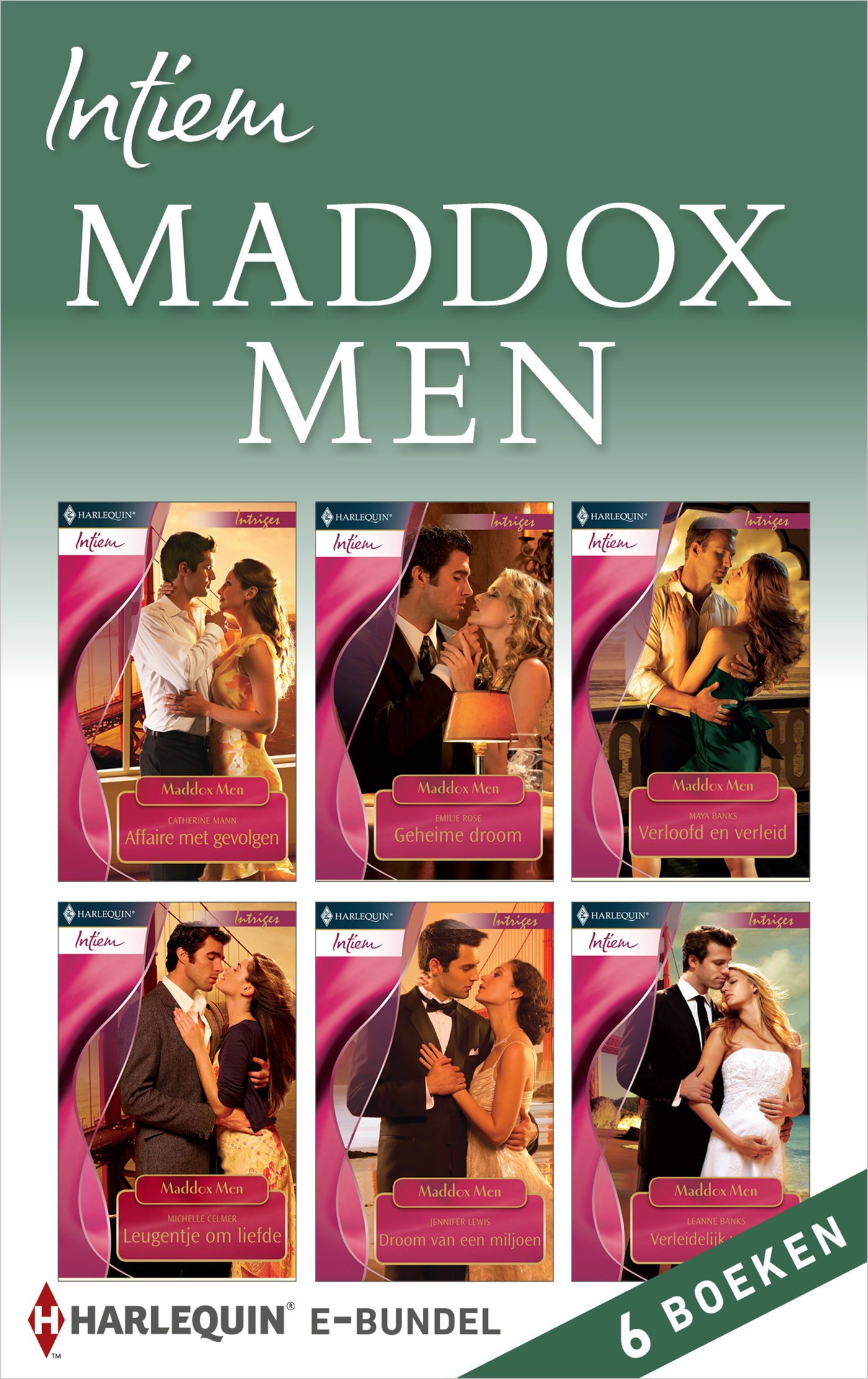 Maddox Men (6-in-1)