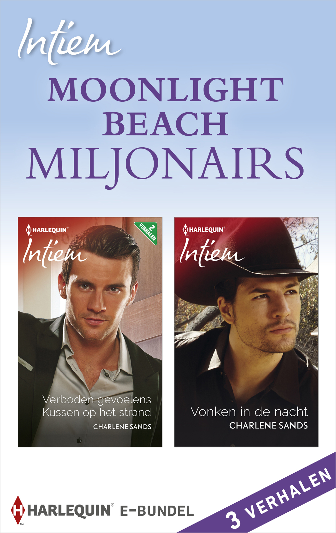 Moonlight Beach-miljonairs (3-in-1)