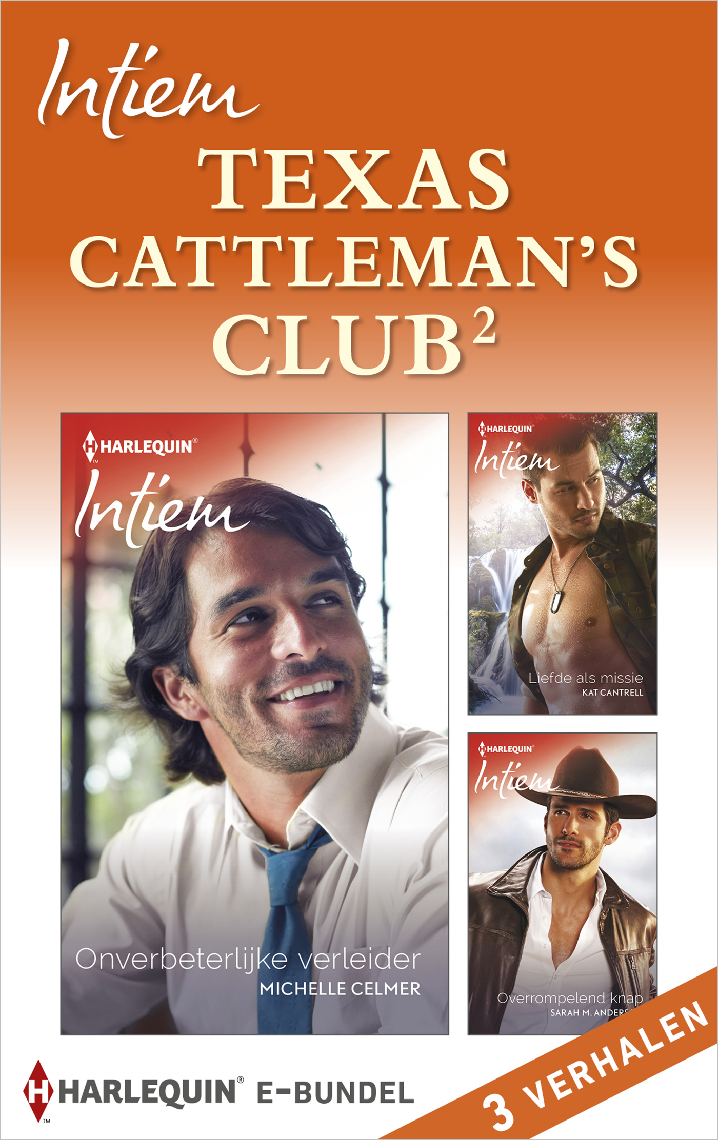 Texas Cattleman's Club 2 (3-in-1)