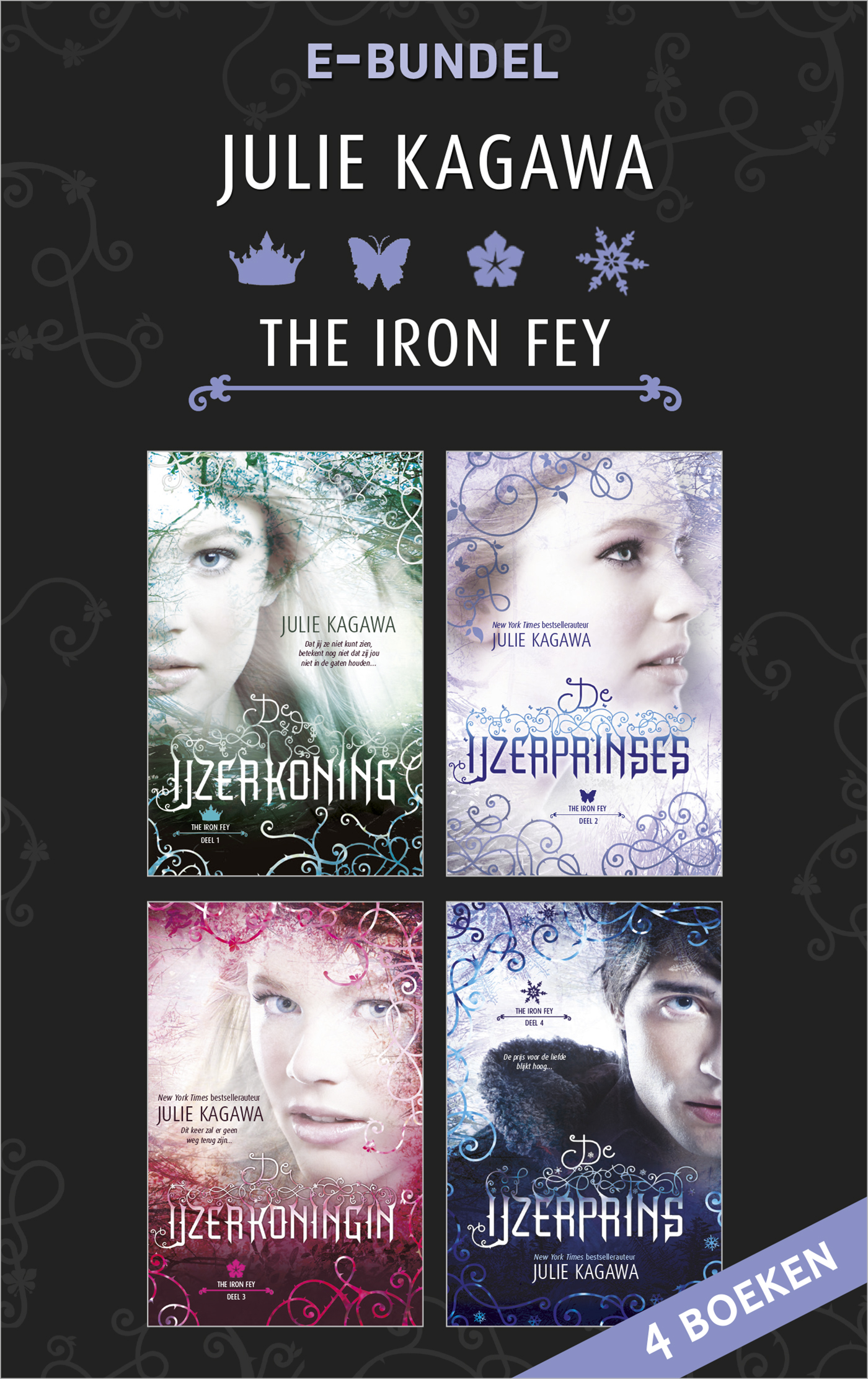 The Iron Fey