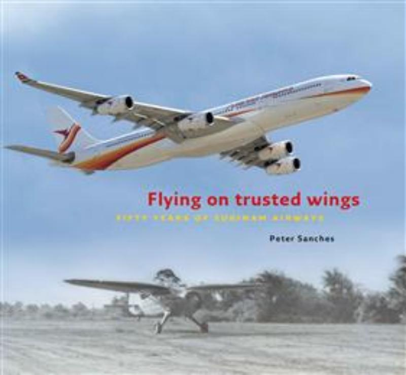 Flying on trusted wings