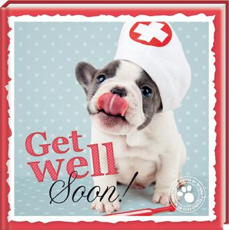 Get well soon! set 4 ex