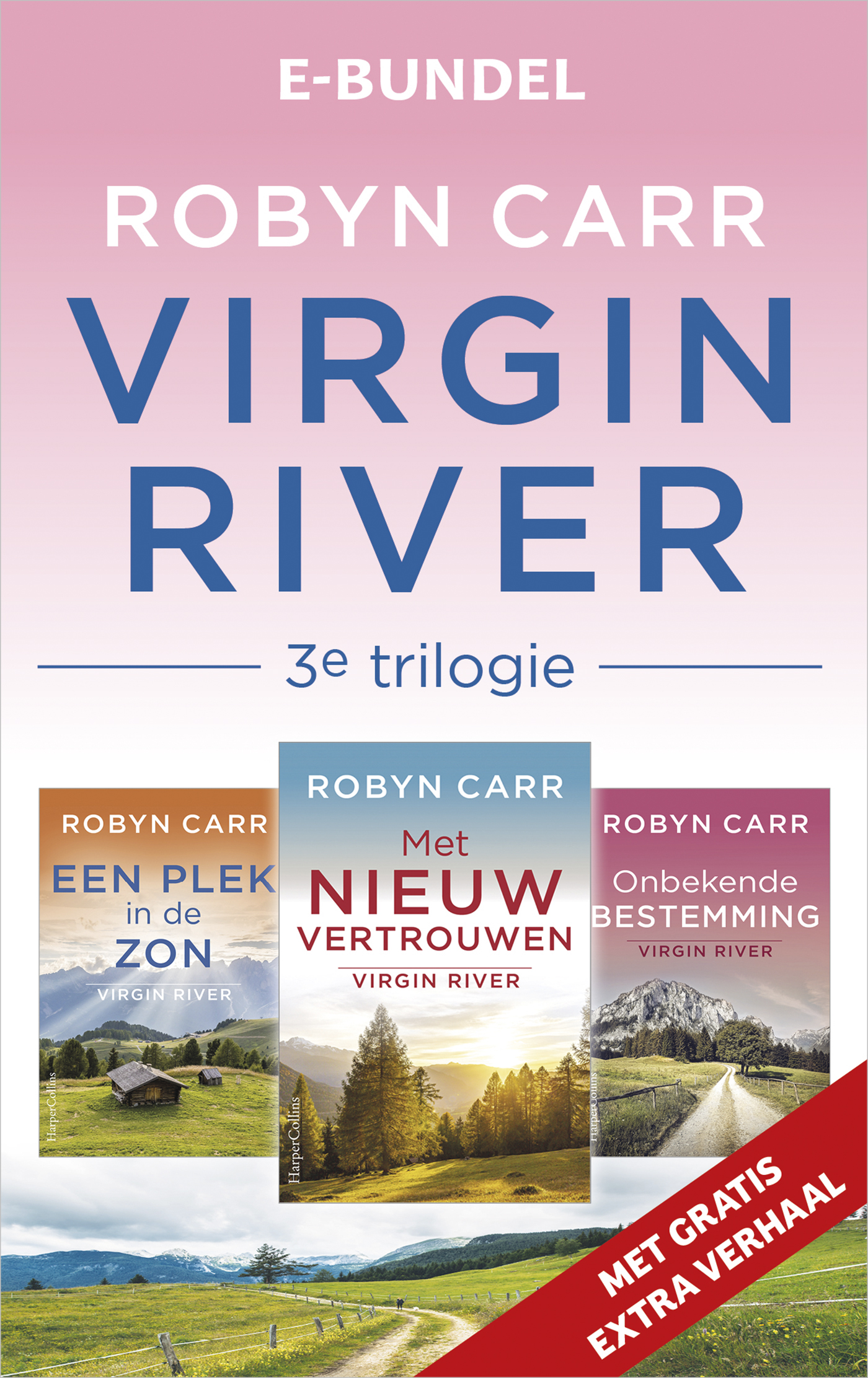 Virgin River 3e trilogie