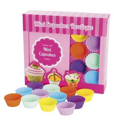 Mini cupcakes boutique