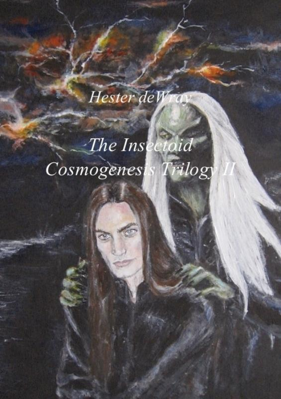 The insectoid cosmogenesis trilogy