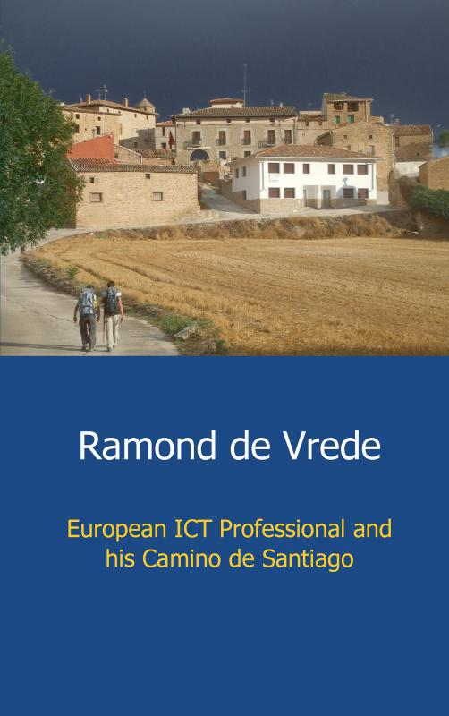 European ict professional and his Camino de Santiago