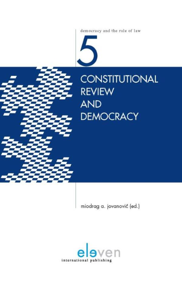 Constitutional review and democracy