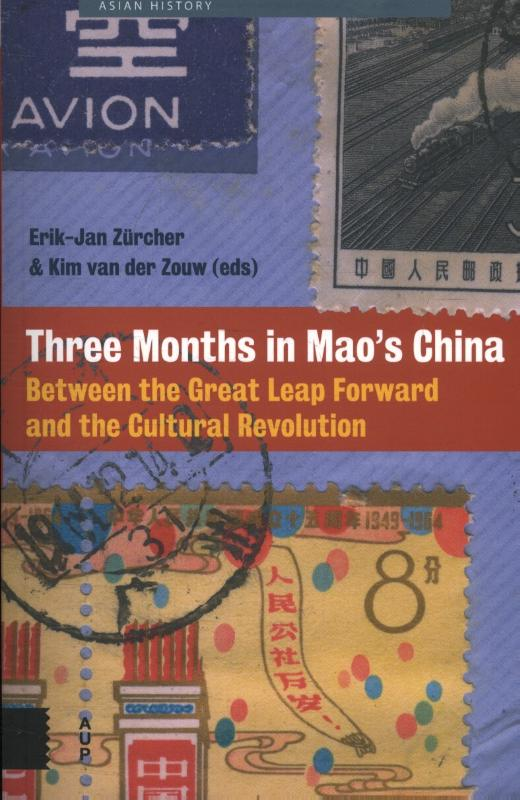 Three months in mao's China