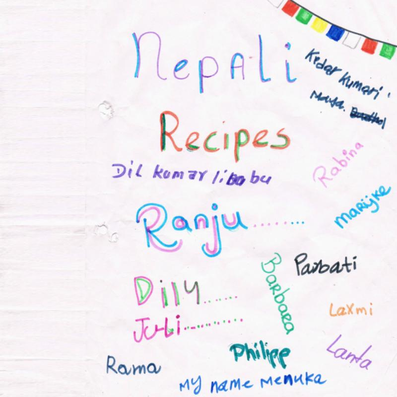 Nepali recipes