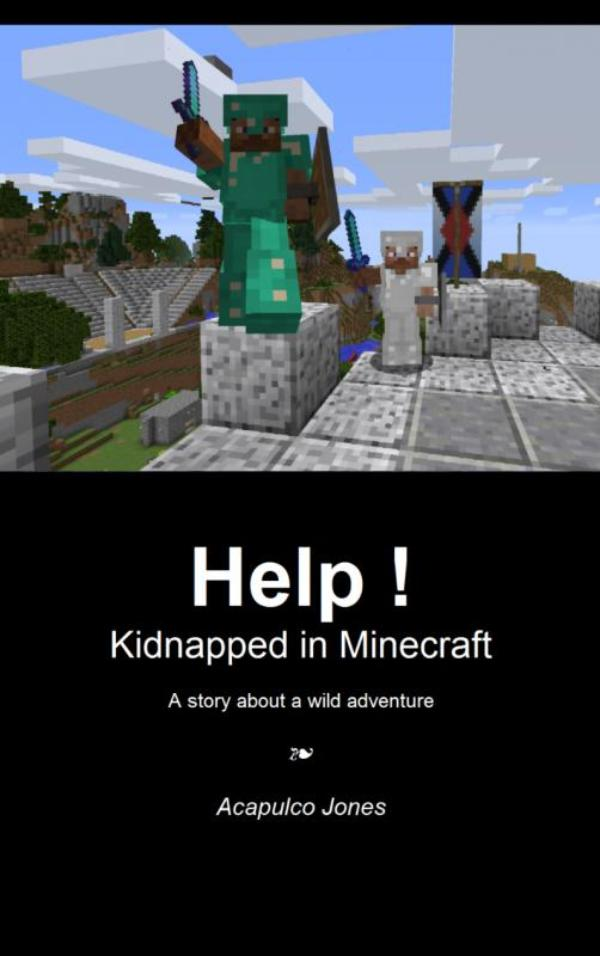 Help ! Kidnapped in Minecraft
