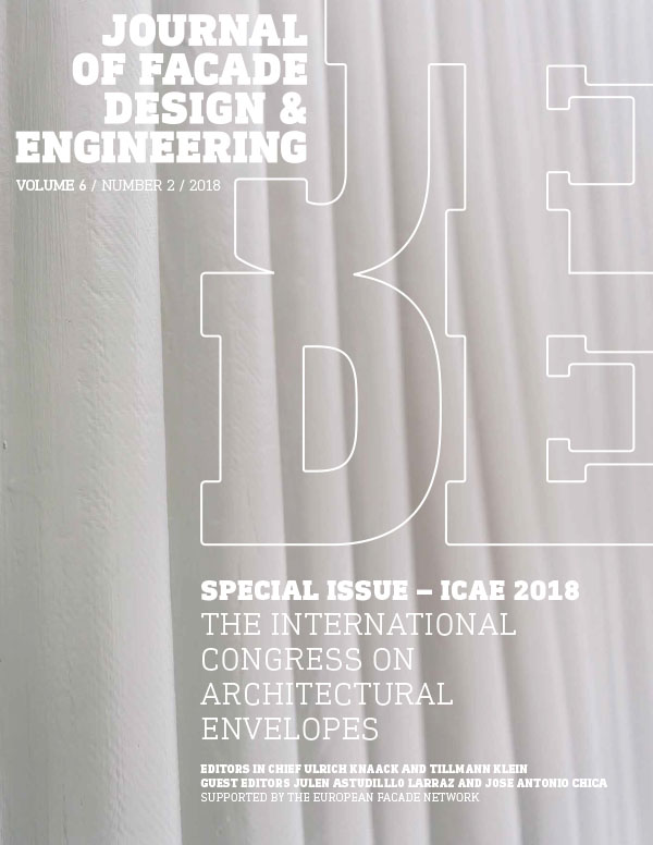 The international congress on architectural envelopes