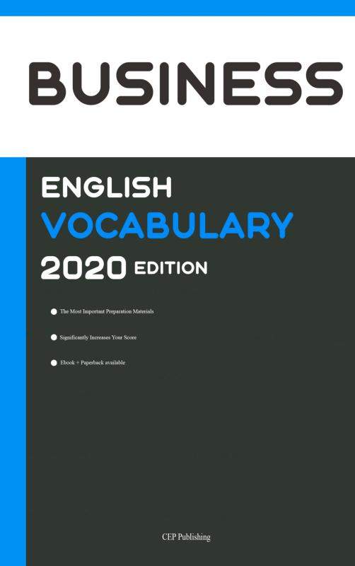 Business English Official Vocabulary 2020 Edition