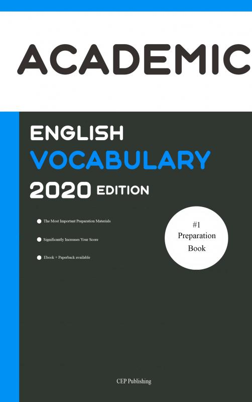 Academic English Official Vocabulary 2020 Edition