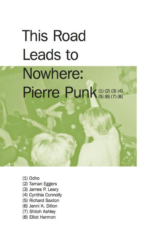 This road leads to nowhere: Pierre Punk