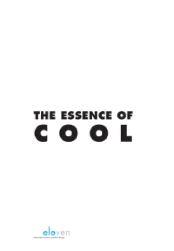 The essence of cool