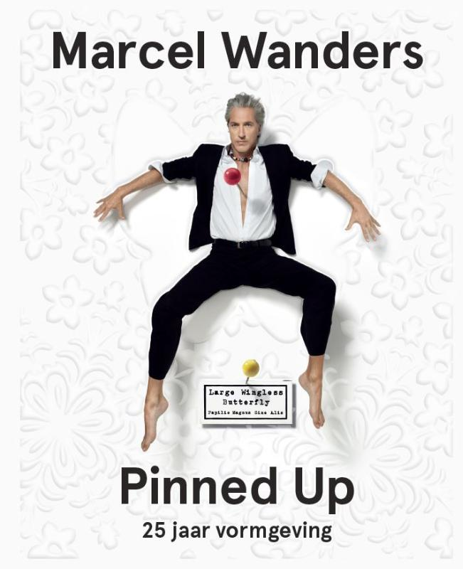 Marcel Wanders pinned up