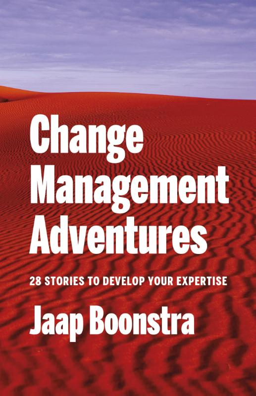 Change management adventures