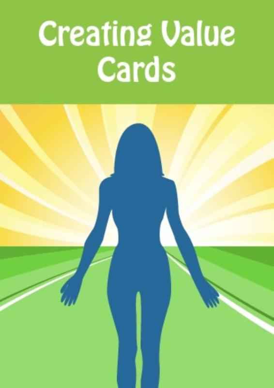 Creating value cards