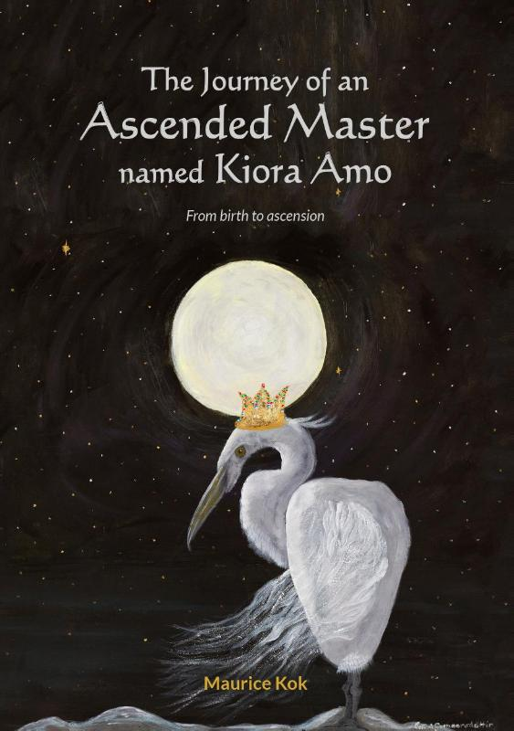 The journey of an ascended master named kiora amo