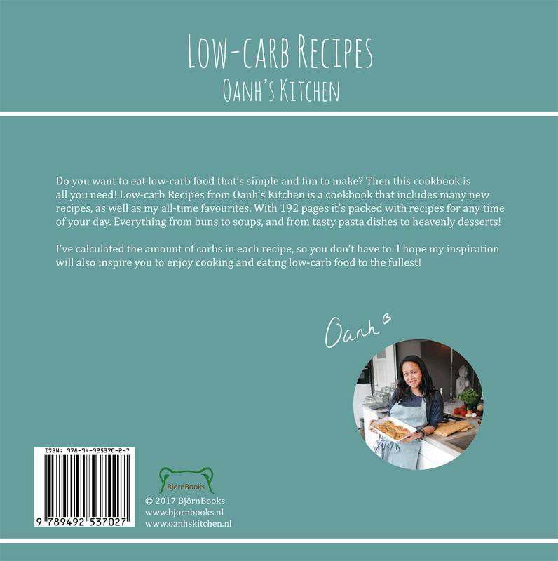 Low-carb Recipes Oanh's kitchen image
