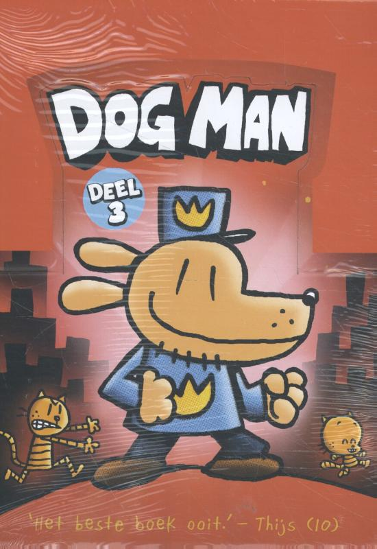 Dog Man 3 display 6 ex