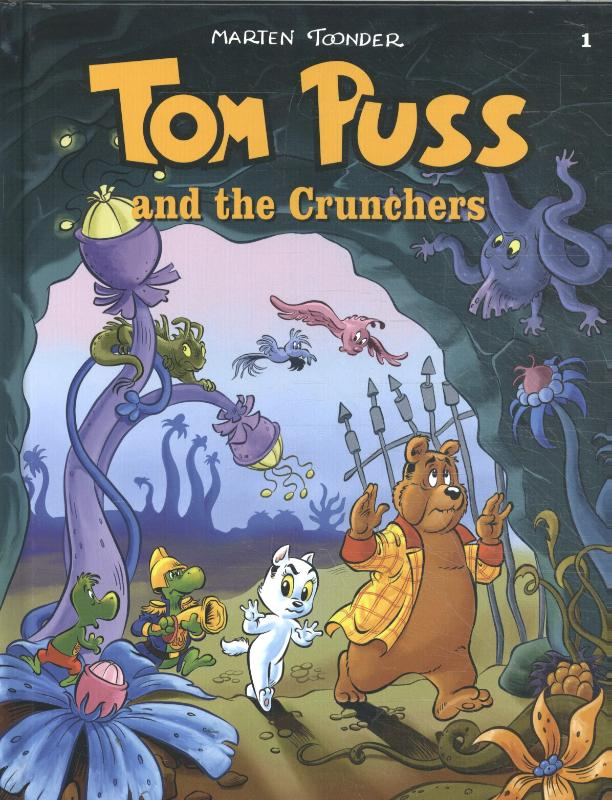 Tom Puss and the Crackers