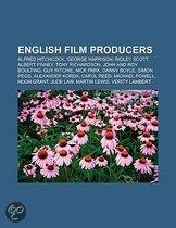 English Film Producers: Alfred Hitchcock, George Harrison, Ridley Scott, Albert Finney, Tony Richardson, John And Roy Boulting, Guy Ritchie