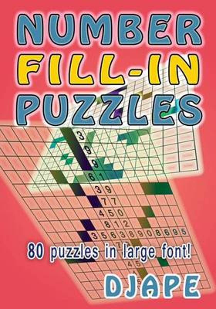 Number Fill-In Puzzles