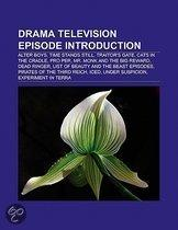 Drama Television Episode Introduction: Mr. Monk And The Big Reward, Dead Ringer, List Of Beauty And The Beast Episodes, Baltar's Escape